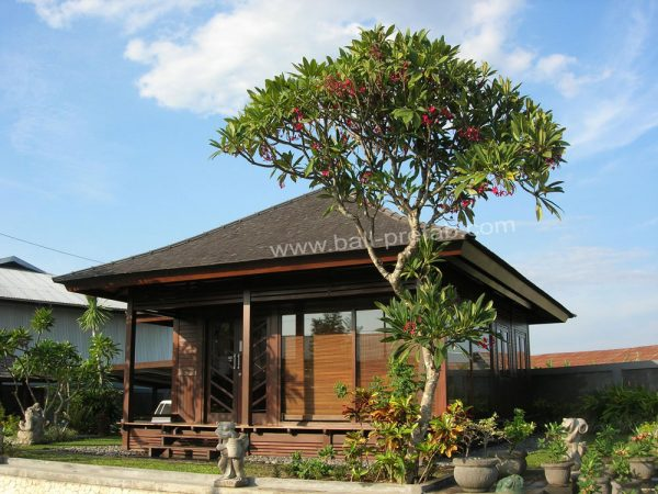 bali wooden house - Bali Prefab - Indonesia knockdown wooden house Manufacturers